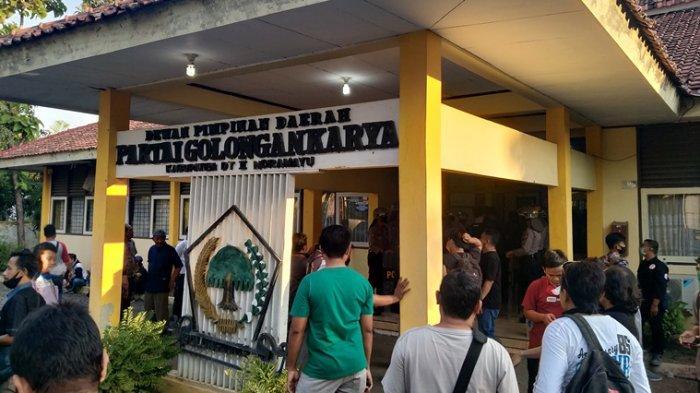 Golkar Indramayu Rusuh, Polisi pun Terpaksa Turun Tangan, Daniel Mutaqien Berkomentar Begini