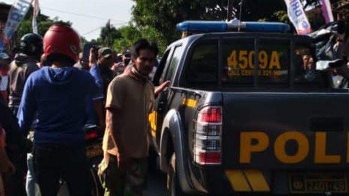 Pelaku Jambret Bermotor di Kuningan Kabur Dikejar Warga, Akhirnya Ditangkap Polisi Ciawigebang