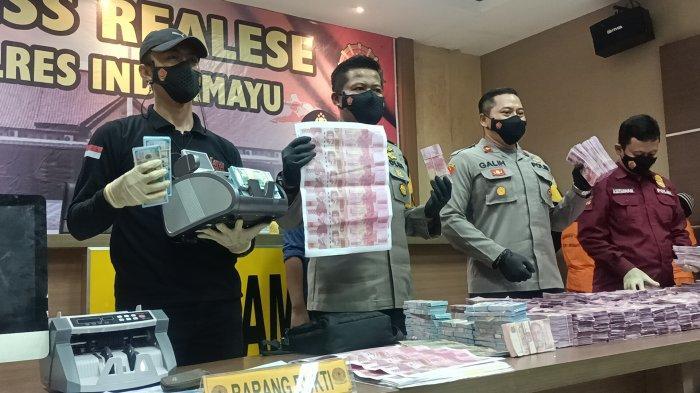 Uang Palsu Rp 1 Miliar Dijual Rp 5 Juta ke Warga Lampung, Pelaku Pakai Modus Penggandaan Uang