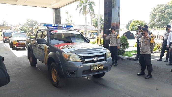 Sepekan, 15 Ribuan Pelanggar Terjaring Operasi Yustisi Protokol Kesehatan di Kabupaten Cirebon