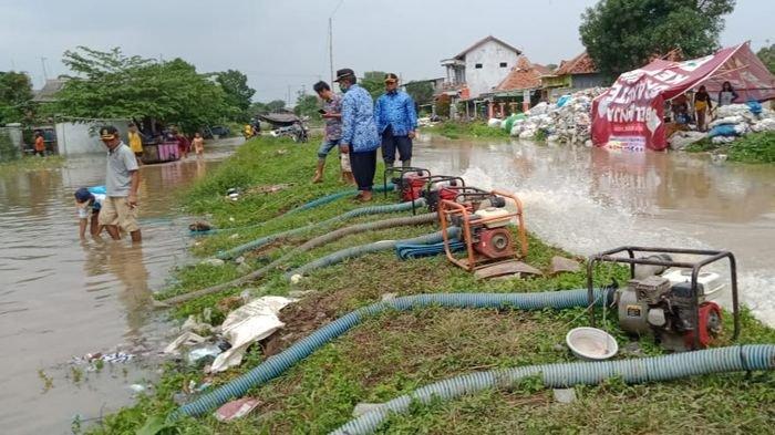 Tanggap Darurat Banjir di Kabupaten Cirebon Hingga Dua Pekan ke Depan, Puncak Hujan Sampai Februari