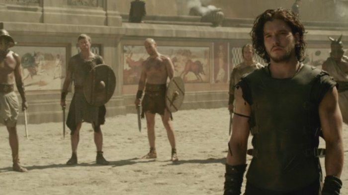 Sinopsis Film Pompeii Tayang di Bioskop Trans TV Nanti Malam Pukul 23.00, Saat Budak Jadi Gladiator