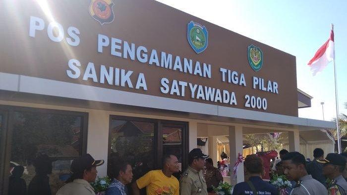 Sejarah Dua Desa Yang Sering Terlibat Tawuran, Bupati Indramayu Resmikan Pos Pengamanan Tiga Pilar