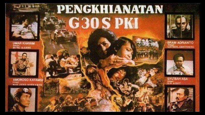 Film Pengkhianatan G30S/PKI Tayang di TV Malam Ini, Berikut Fakta, Sinopsis dan Link Live Streaming