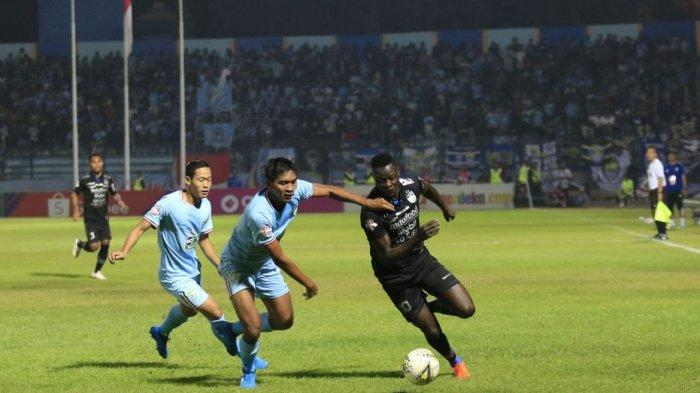 LINK LIVE STREAMING Persib Bandung vs Persela Lamongan di Indosiar, Kick Off 18.30 WIB