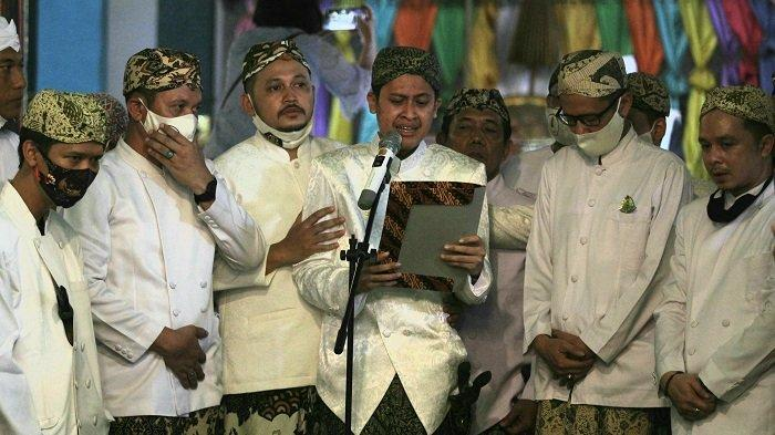BP Keraton Kasepuhan Tegaskan Luqman Zulkaedin Sultan Keraton Kasepuhan Cirebon yang Sah
