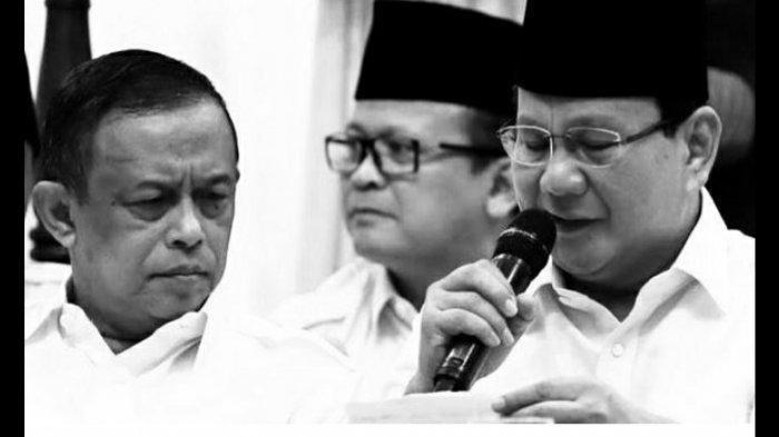 FOTO Jadul Prabowo dan Djoko Santoso Gagah Pakai Seragam TNI, Begini Kisah Mereka Saat Jadi Tentara