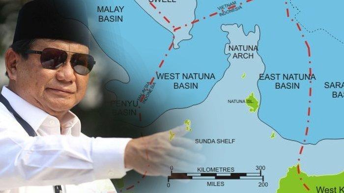 Loyalis Prabowo Tak Terima Menhan Prabowo Dibilang Lembek & Terlalu Santai Tangani China di Natuna