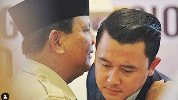 Asisten Pribadi Prabowo Bongkar Sosok Edhy Prabowo Sebenarnya, Dulu Tukang Pijat Sang Ketum Gerindra