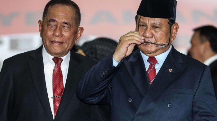 LIVE STREAMING Sedang Berlangsung Rapat Kerja Menhan Prabowo Subianto dengan Komisi I DPR RI