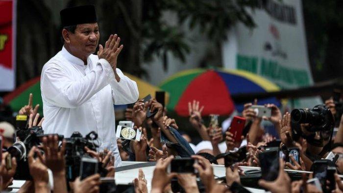 Permohonan Ditolak MK, Prabowo: Kami Serahkan Sepenuhnya Kebenaran yang Hakiki pada Allah SWT