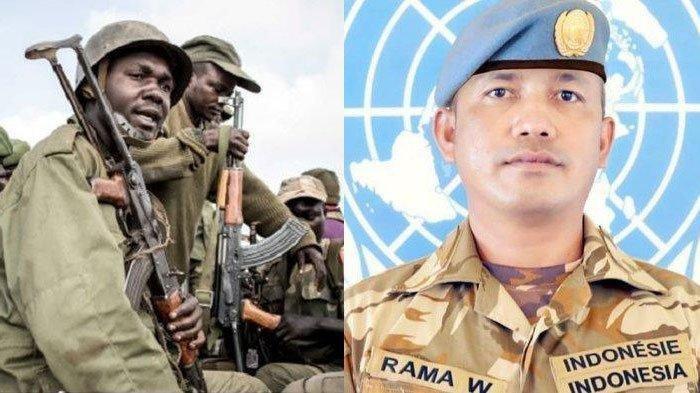 MENGENAL ADF Kongo, Kelompok Pemberontak Kejam & Sadis yang Tewaskan Anggota TNI, Serma Rama Wahyudi