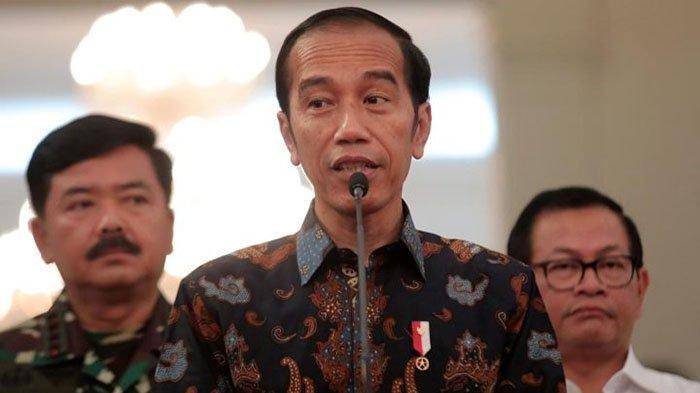 PEMBELAAN Jokowi Mengapa Indonesia Enggak Perlu Lockdown, Meski Ribuan Orang Terinfeksi Virus Corona