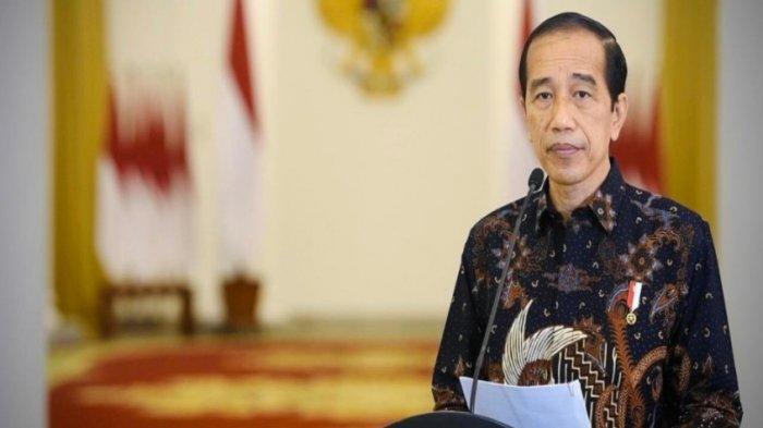 Jokowi Menegur Langsung Kapolri, Minta Tak Perlu Berlebihan Soal Mural: Saya Sudah Biasa Dihina Kok