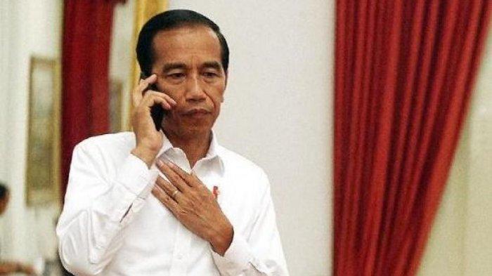 Mahasiswa dan Buruh Demo Lagi ke Istana Jakarta, Jokowi Malah Pilih Bertugas di Istana Bogor