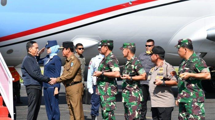 Presiden Jokowi Berangkat ke Natuna, Bertemu Ratusan Nelayan dan Bagikan Sertifikat Tanah