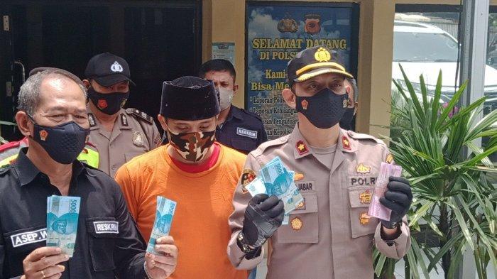 Usai Enak-enak Kencan dengan PSK, Pria di Ciparay Bandung Ini Malah Bayar Pakai Uang Palsu