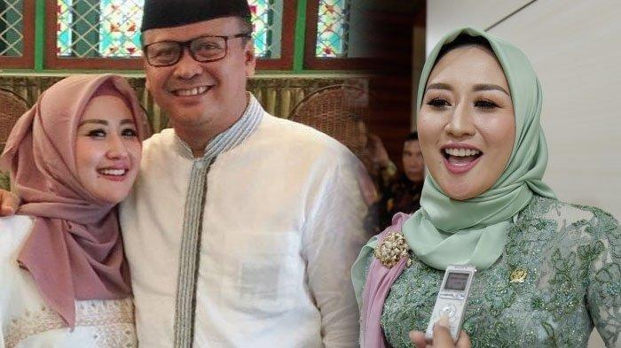 SOSOK Iis Rosita Dewi Istri Menteri KKP Edhy Prabowo yang Ikut Diciduk KPK, Miliki Paras yang Cantik