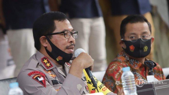 Profil Irjen Nana Sudjana Kapolda Metro Jaya yang Dicopot Jabatannya karena Kerumunan Rizieq Shihab