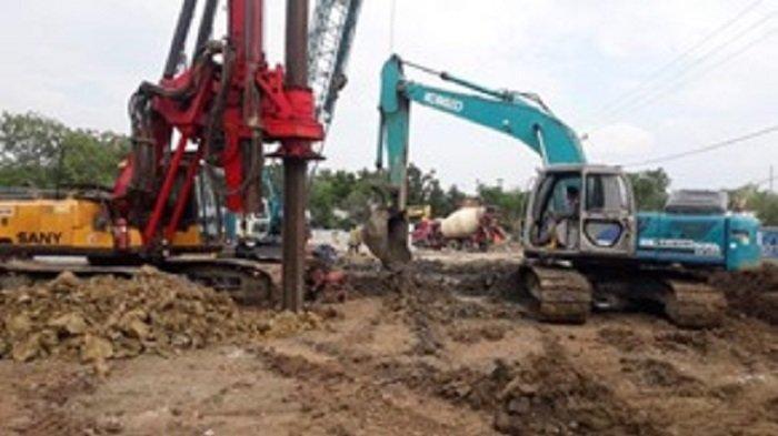 Pembangunan Jalan Tol Akses BIJB Kertajati Majalengka Baru Mencapai 4,9 Persen, Target 2021 Selesai