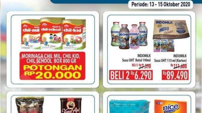 PROMO Hypermart Berlaku Hingga Hari Ini 15 Oktober 2020, Buruan Cek Katalog Promonya