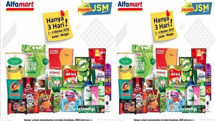 Katalog Promo Jsm Alfamart Berlaku 3 Hari Samapi 15 November 2020 Buruan Cek Promonya Tribun Cirebon
