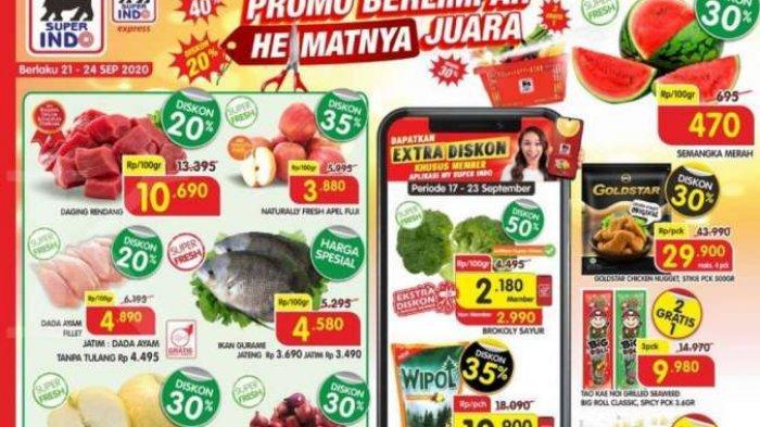 Nih Katalog Promo Superindo, Periode 29 Oktober - 4 November, Barang Keperluan Rumah Tangga Diskon