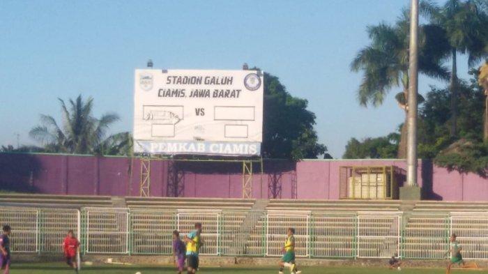 Setelah Hadapi Persib Elite Pro Selection, PSGC Ciamis Pulangkan 8 Pemain Seleksi