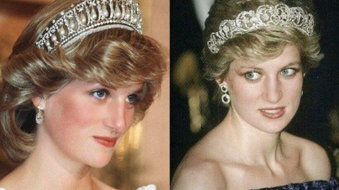 Sketsa Wajah Putri Diana Andai Saat Ini Masih Hidup, Buatan Seorang Ahli Fotografi, Hasilnya Cantik