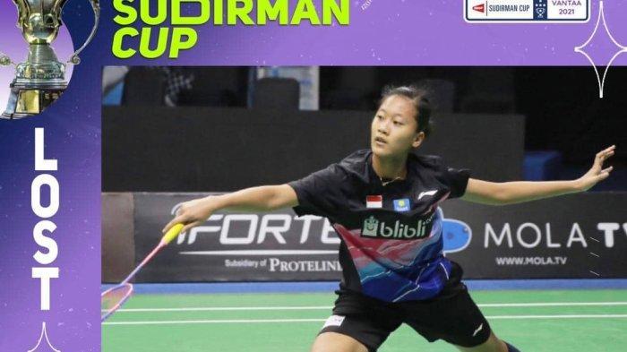 Putri KW Kalah dari Mia, Indonesia vs Denmark Sama Kuat 1-1, Anthony Ginting Lagi Main