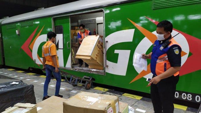 Ini Daftar Tarif Rail Express PT KAI Daop 3 Cirebon, Mulai Rp 200 Per Kilogram