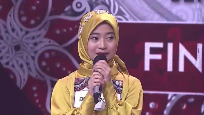 Gak Nyangka, Cinta yang Saat Bicara Suaranya Cempreng Terpilih Jadi Salah Satu Wakil Jabar LIDA 2021