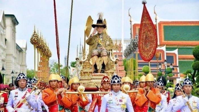 Alasan Raja Thailand Tak Dihormati, Kelakuan Raja Terkaya di Dunia Dibenci hingga Didemo Mahasiswa