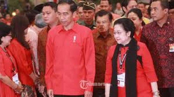 Rocky Gerung Sebut Presiden Jokowi Ingin Lepas dari Bayang-bayang Megawati, Berpotensi Pecah Kongsi