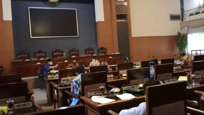 DPRD Kuningan Cecar Eksekutif Soal Anggaran Penanganan Covid -19 Rp 18,5 Miliar Tak Juga Terserap