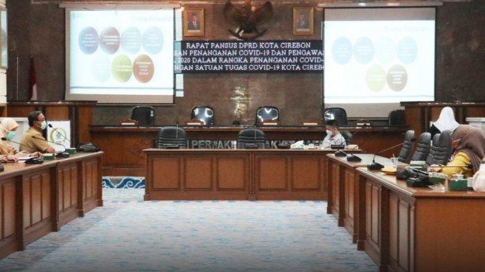 Pansus Covid-19 DPRD Kota Cirebon Bakal Terbitkan Rekomendasi