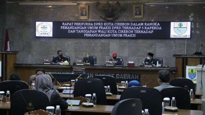 DPRD Kota Cirebon Sepakati Pembahasan dan Penyusunan Lima Raperda, Apa Saja Ya?