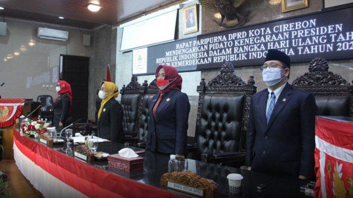HUT ke-76 RI, Ketua DPRD Kota Cirebon Ajak Masyarakat Perkokoh Semangat Juang Lawan Pandemi Covid-19
