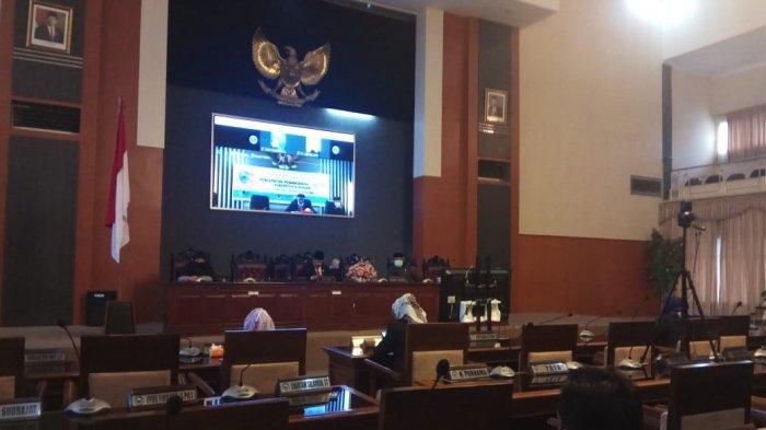 Di Penghujung Penerapan PSBB, DPRD Kuningan Segera Bentuk Panja Penanganan Pandemi Covid-19