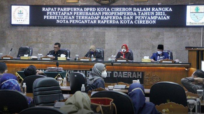 DPRD Kota Cirebon Setujui Raperda Pengelolaan BUMD, Tugas Pansus Pun Berakhir