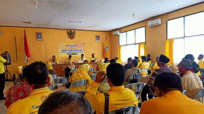 Runtuhnya Kekuatan Golkar di Pilkada Indramayu 2020, Tokoh Senior Ajak Selamatkan Kejayaan Golkar
