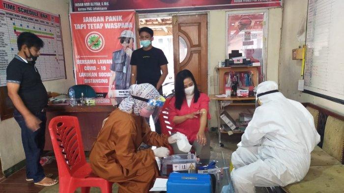 Sempat Disebut Samar Reaktif, Keluarga Ketua DPRD Kuningan Jalani Rapid Test Ulang, Begini Hasilnya