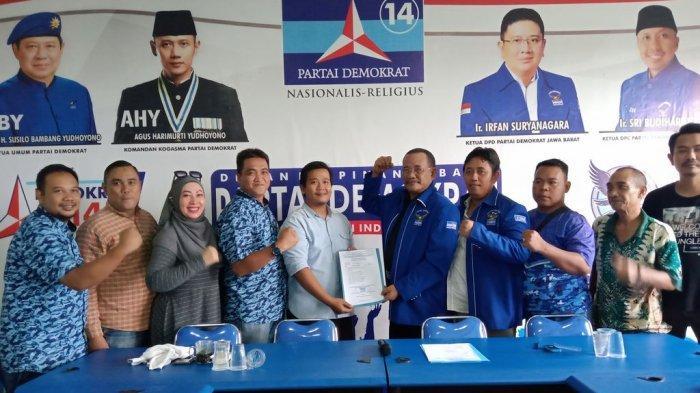 Kader Partai Demokrat Indramayu Lega dan Bersyukur KLB Kubu Moeldoko Ditolak Kemenkumham