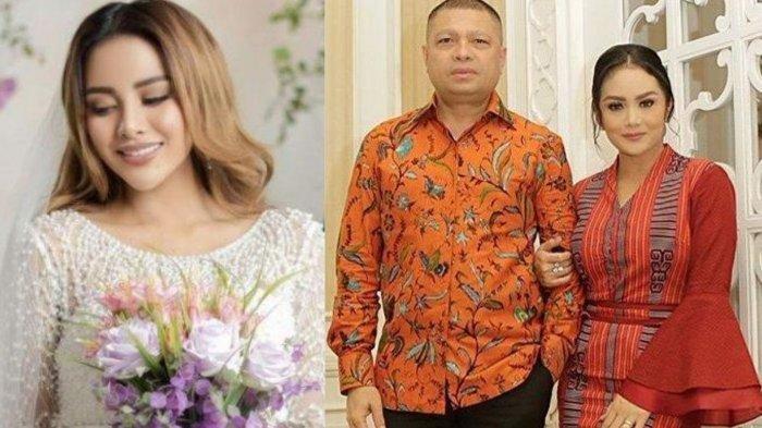 Sempat Berseteru Diam-diam Raul Lemos Doakan Aurel dan Atta Jelang Pernikahan, Krisdayanti Terharu