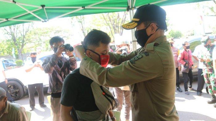 Siap-siap, Tak Pakai Masker di Tempat Umum di Jabar Didenda Rp 100 Ribu, Berlaku Minggu Depan