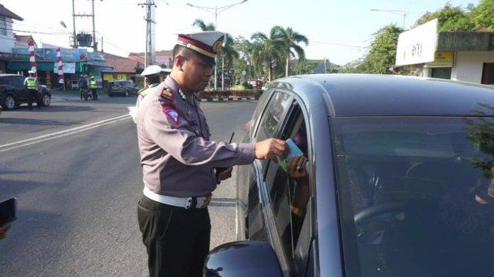 638 Kendaraan Terjaring Razia di Majalengka Selama Operasi Patuh Lodaya Hingga Hari ke 4