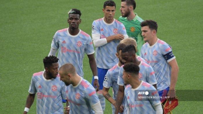 Hasil Liga Inggris: Ronaldo Jebol Gawang West Ham, 5 Menit Setelah MU Kebobolan Lebih Dulu