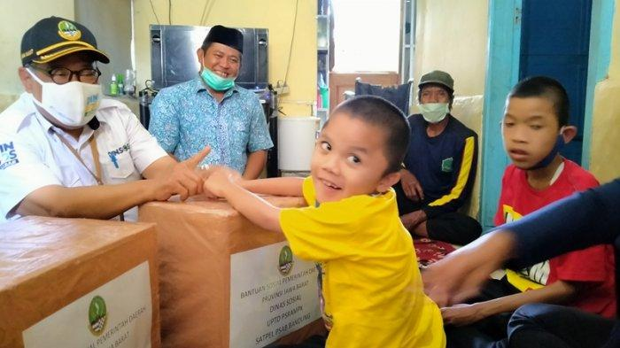 Pemerintah Upayakan Refi dan Pian yang Alami Gizi Buruk dan Ditelantarkan di Indramayu Bisa Sekolah