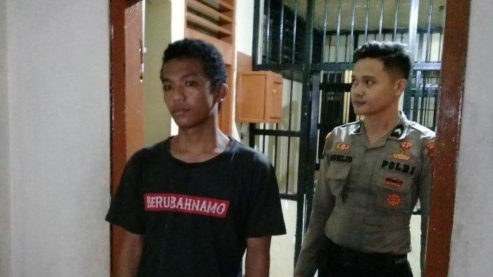 Kuli Bangunan di Makassar Nyolong HP Tetangga, Tak Hanya Sikat HP, Pelaku pun Meraba Payudara Korban