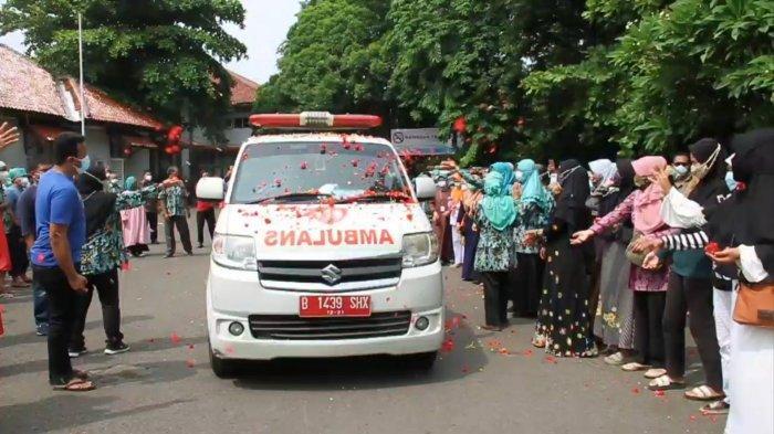 Direktur RSD Gunung Jati Kota Cirebon Ingatkan Nakes untuk Melindungi Diri dari Covid-19